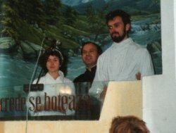 baptism Cristina and Vasile